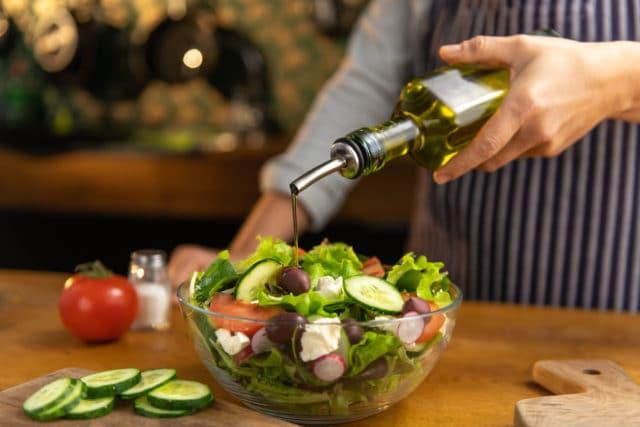 meierismør eller olivenolje