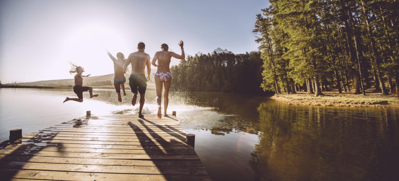 Insulinpumpebehandling med en vri – på sommerferie