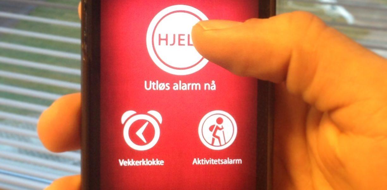 Smart app for deg med diabetes