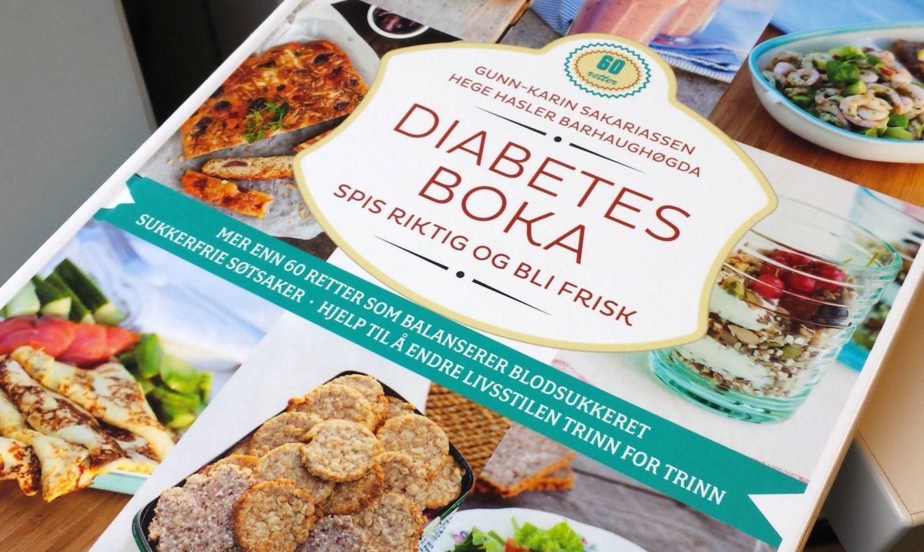 Diabetesboka Spis Riktig Og Bli Frisk