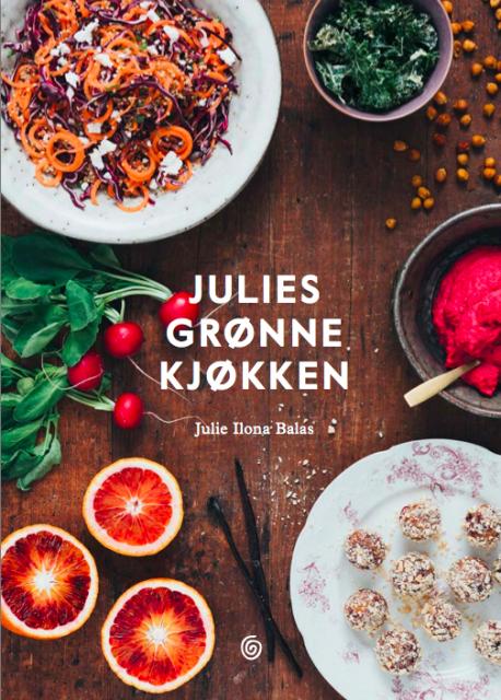 boken Julies Grønne kjøkken