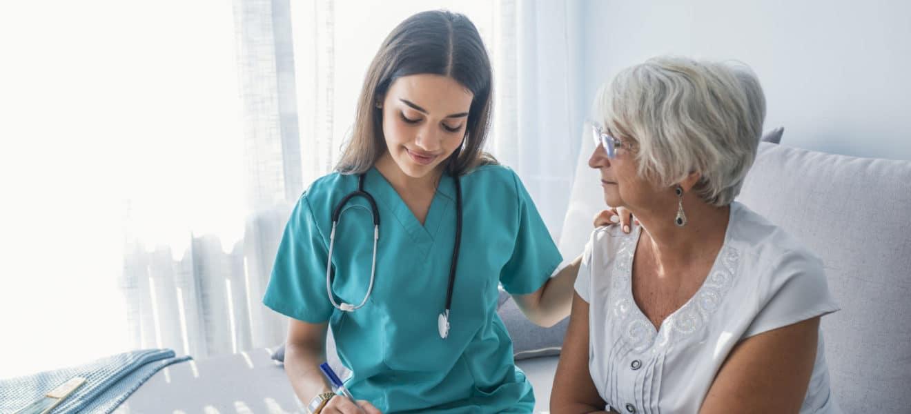 Betydningen av å bli sett og hørt av helsepersonell