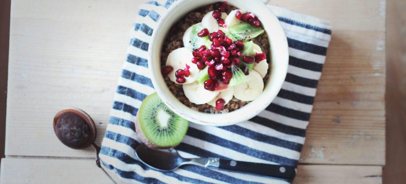Superfrokost: Bokhvetegrøt