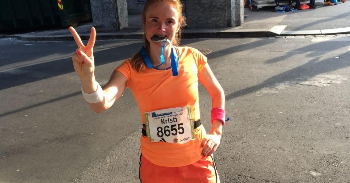 Mer klar for maraton enn noen gang!