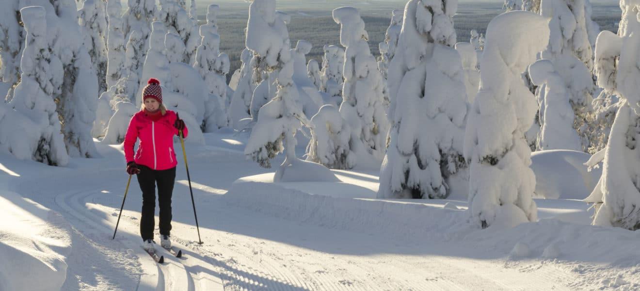 Når skituren går skeis