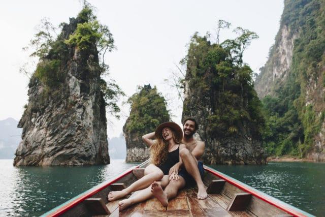 par på ferie med diabetes i bagasjen