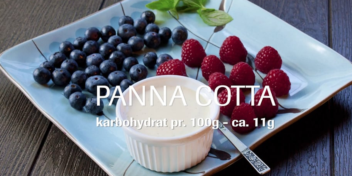 Panna Cotta med yoghurt – med video!