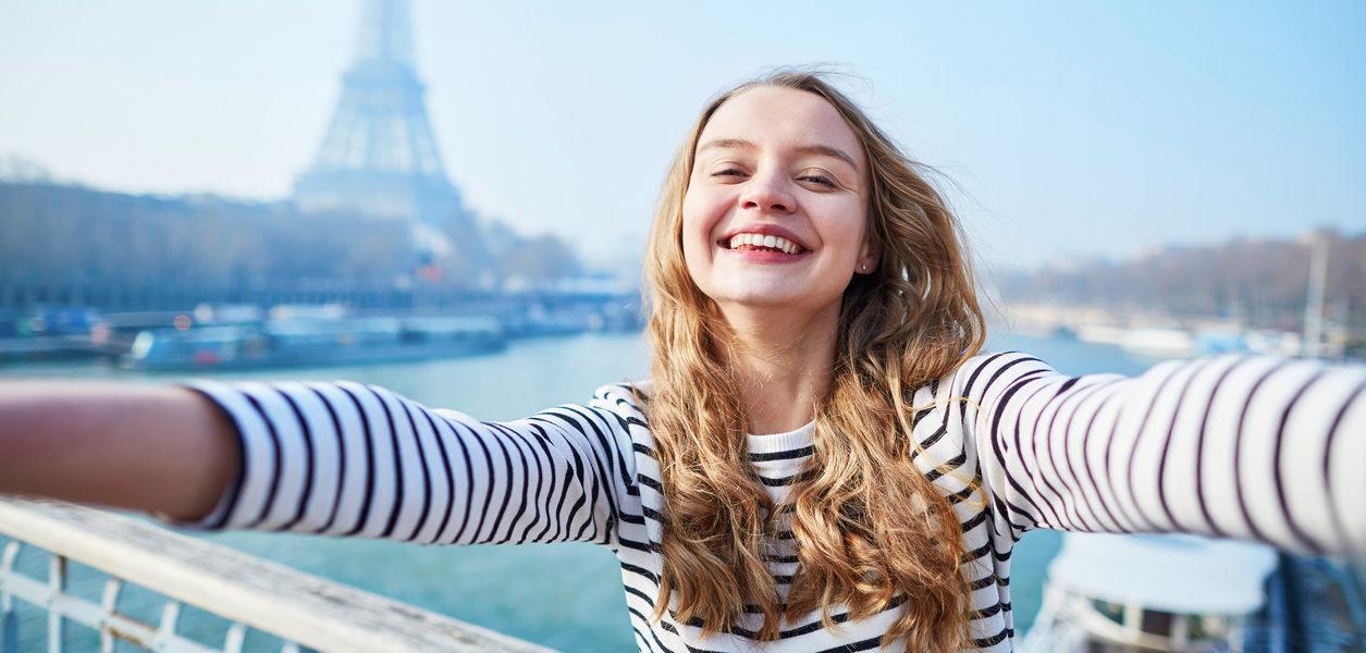 På reise alene til Paris med diabetes