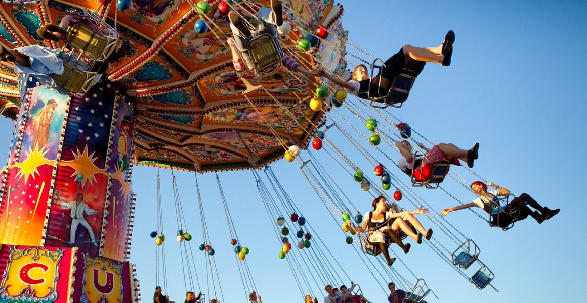 karusell tivoli
