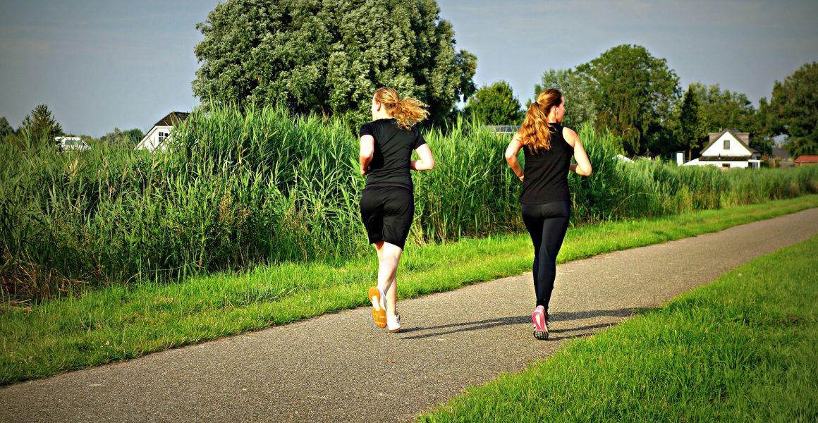 løpe utendørs trening jogge kvinner