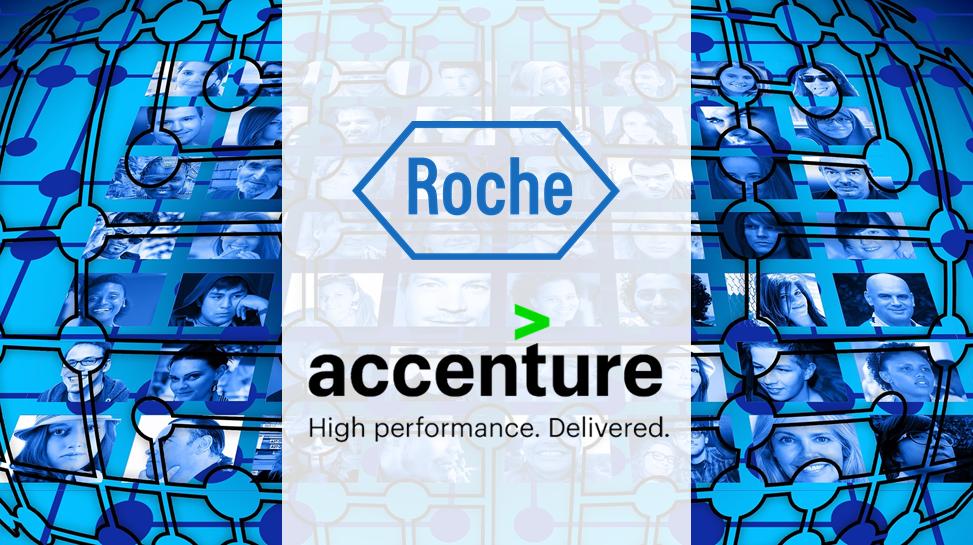 Roche inngår avtale med Accenture om å skape en dataplattform for sitt digitale diabetesøkosystem