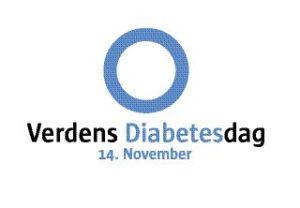 Verdens diabetesdag logo