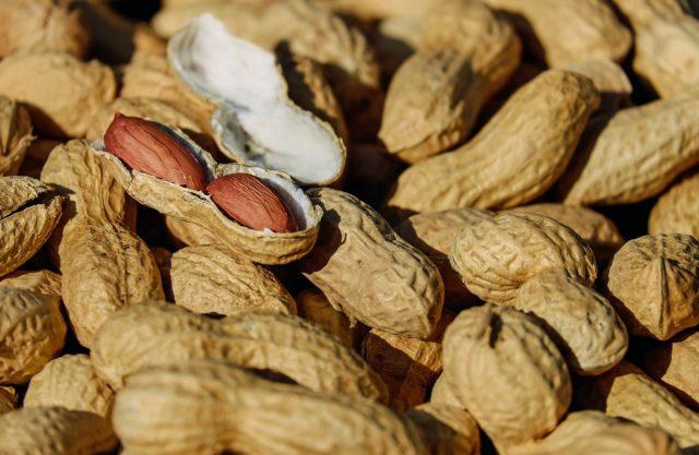Peanøtter naturelle med skall. Husk at en peanøtt er ikke bare en peanøtt!