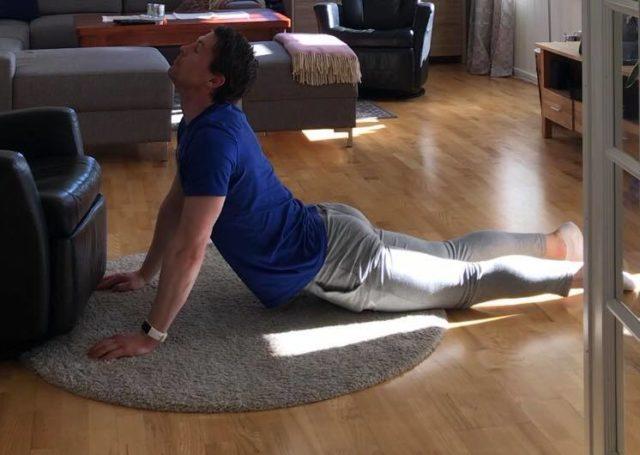Bevegelse på 5 minutter