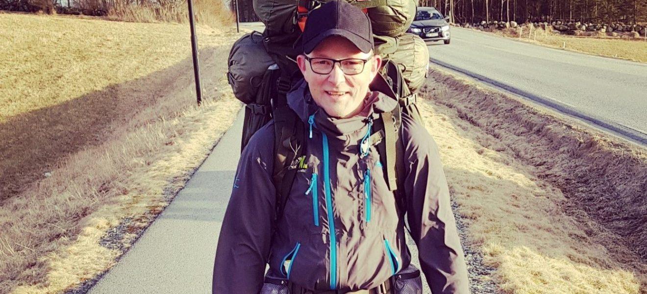 Fra Lindesnes til Nordkapp – til fots!