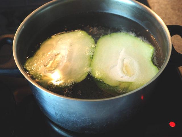 gratinert eksotisk grønnsak