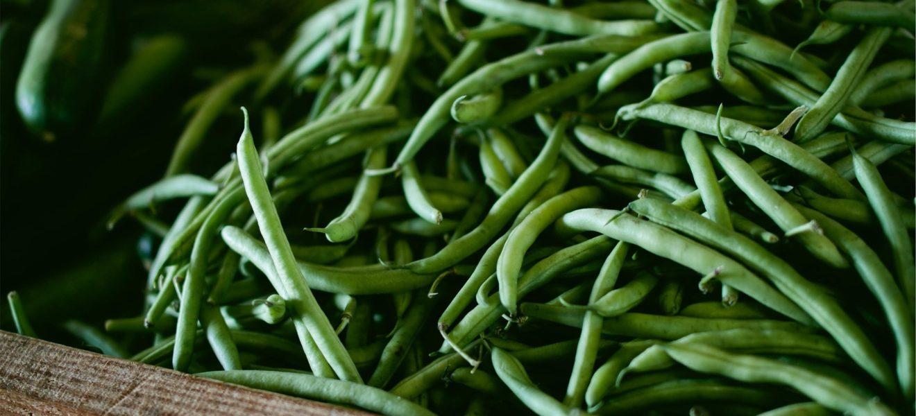 Grønnsaker som sunn snacks