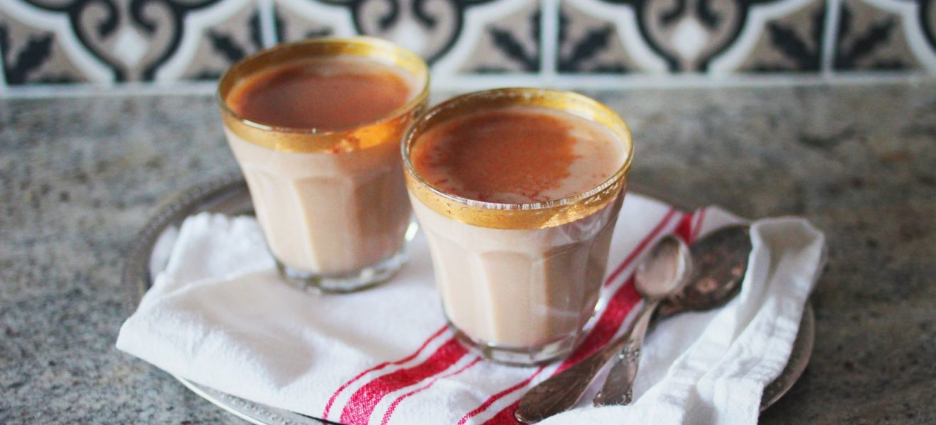 Julechai – en spicy chai latte