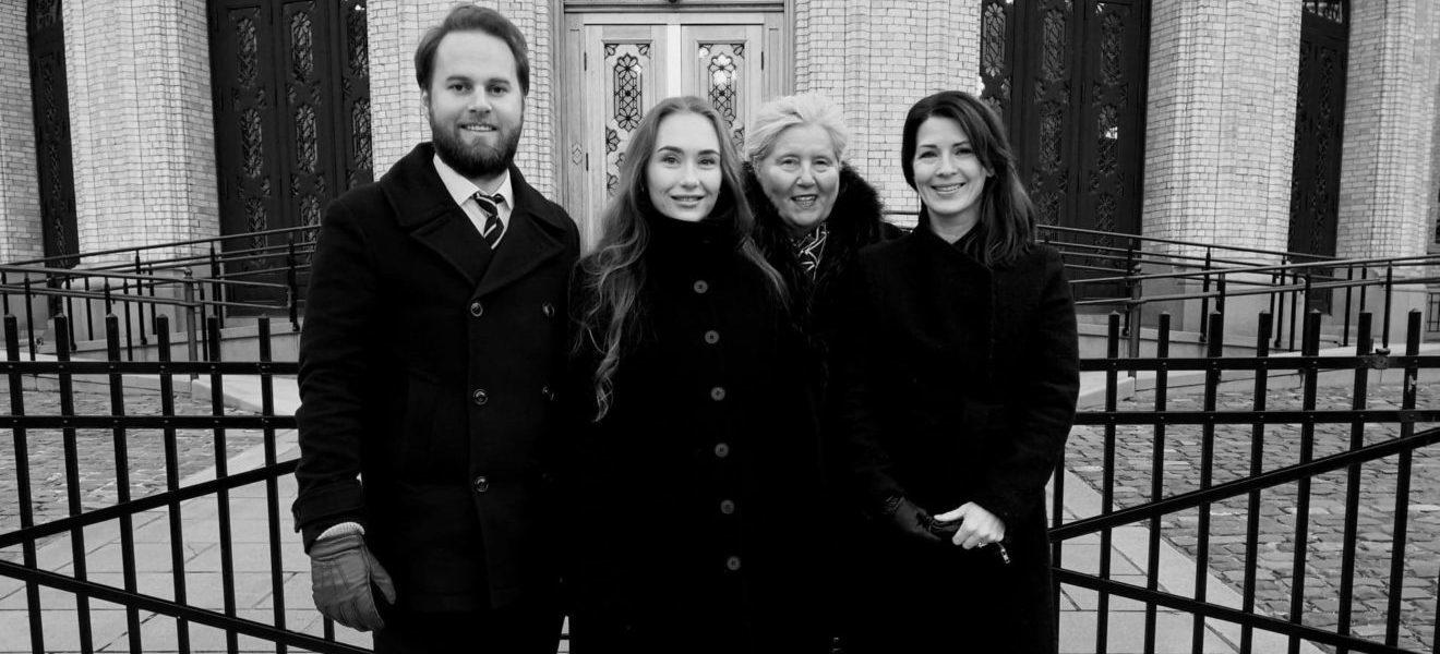 POLITISK HJØRNE – Hvem er vi?