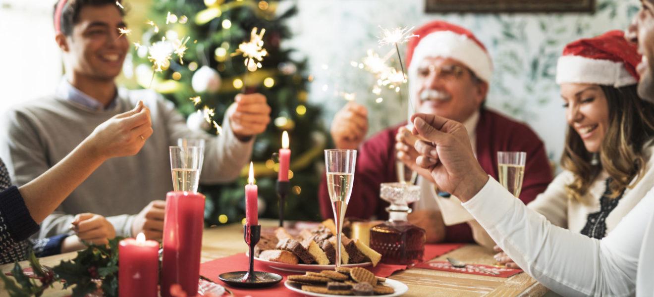 Skal du invitere til middagsselskap i julen?