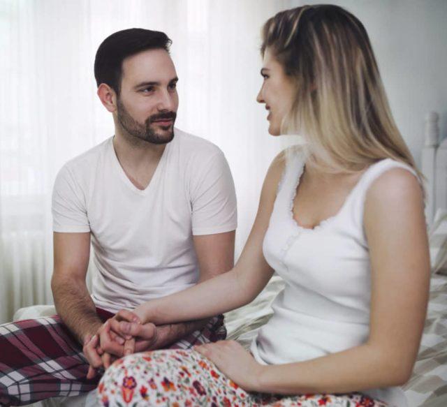 sexlivet i dia city krever kommunikasjon