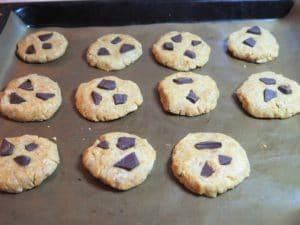 Oppskrift cookies