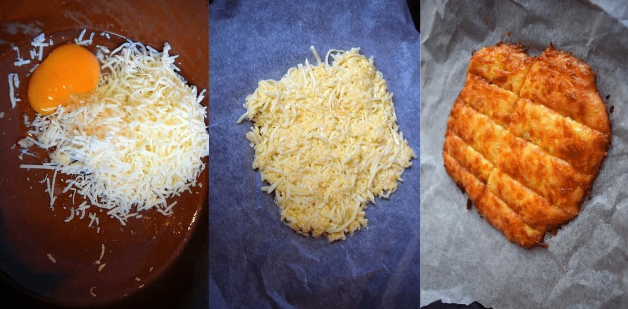 slik lager du ost- og hvitløksbrød