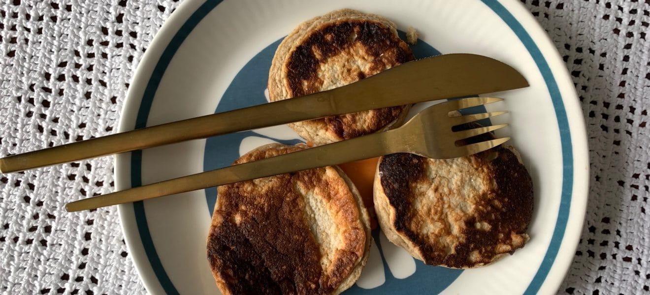 Perfekte amerikanske pannekaker
