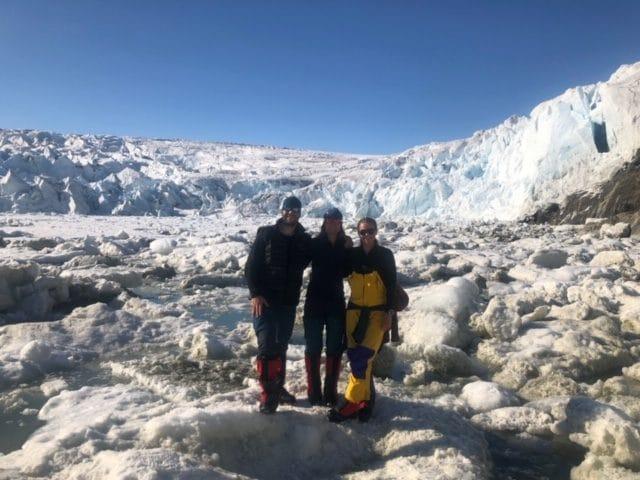 krysset grønlandsisen