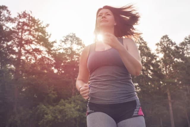 fysisk aktivitet i kampen mot overvekt
