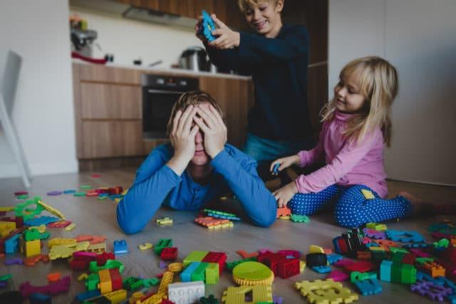 familiere oppgaver som påvirker blodsukkeret