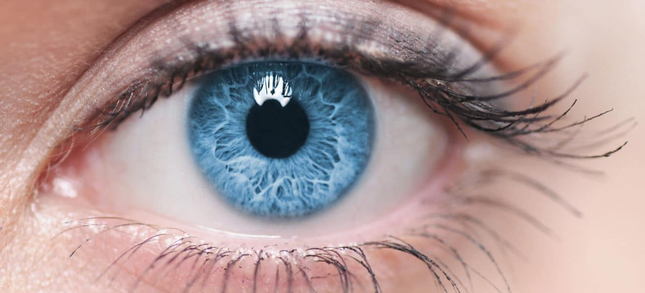 Diabetes kan ramme synet ditt!