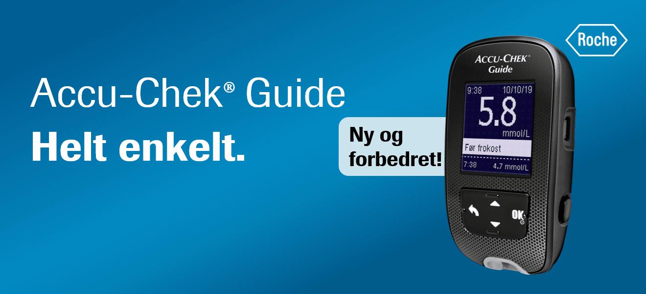 Accu-Chek Guide – Helt enkelt!