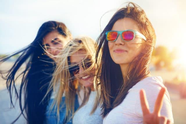 Tre galde jenter. Fra perfeksjonisme til likegyldighet. Slik fant Emilie balansen