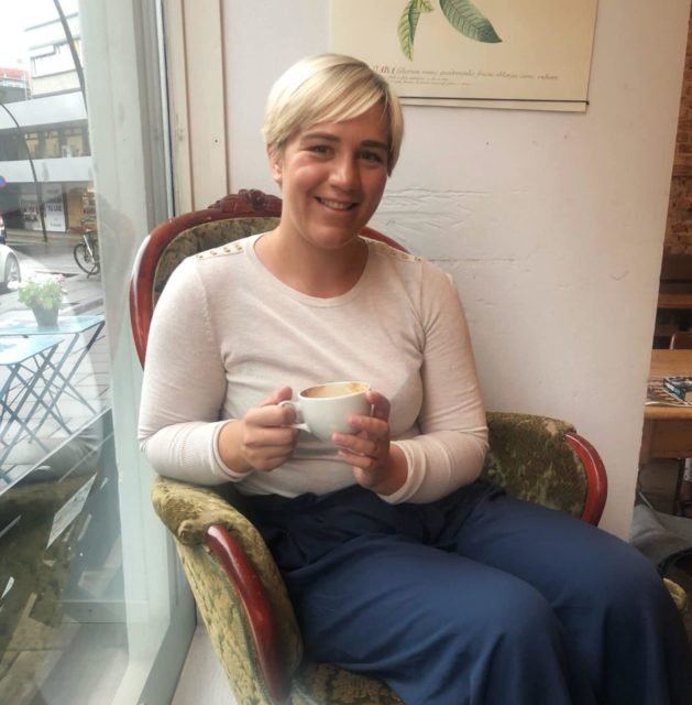 Slik går det med våre bloggere i koronakrisen, Emilie Kleven.
