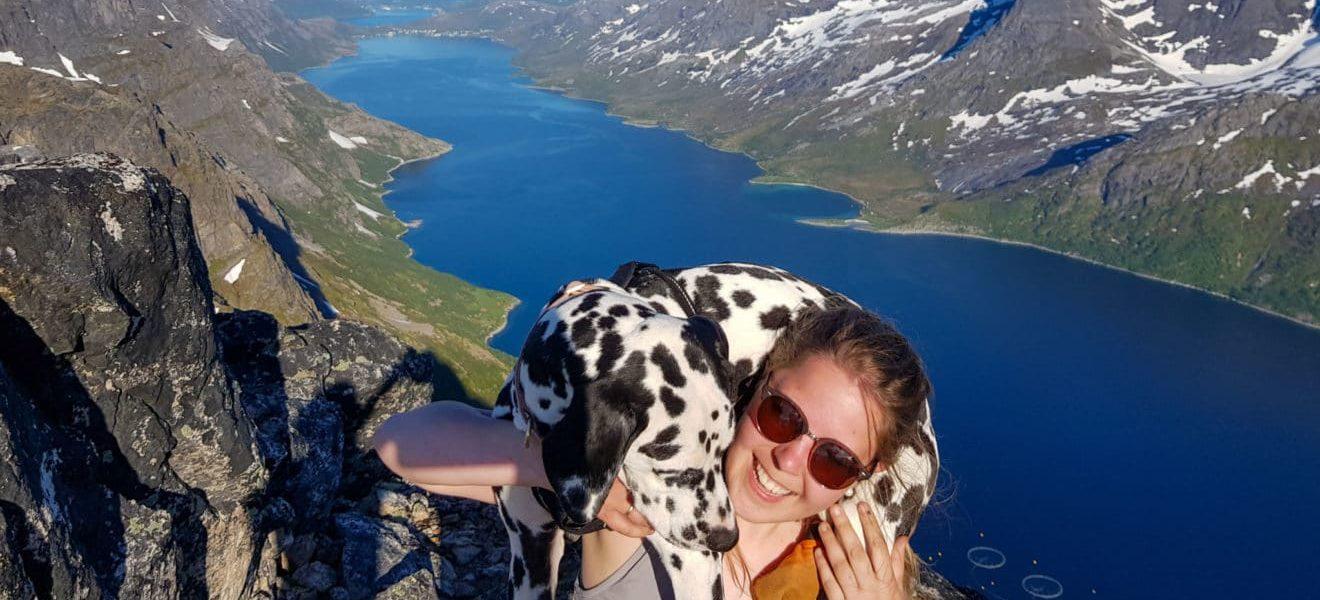 Slik var min Norgesferie i nord