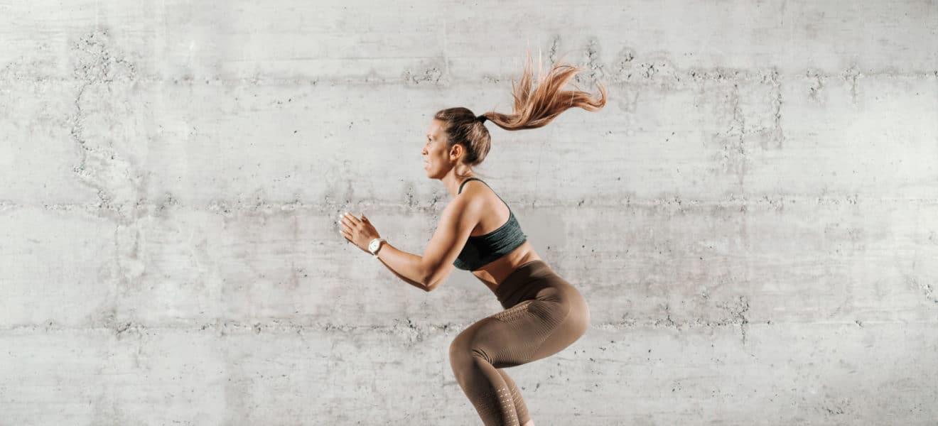Finn balansen mellom mat og trening!
