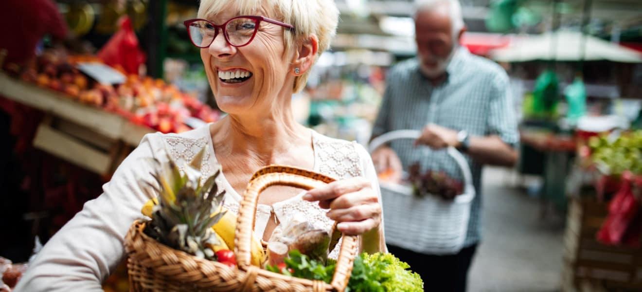 Personer med diabetes kan forbedre helsen gjennom kostholdet